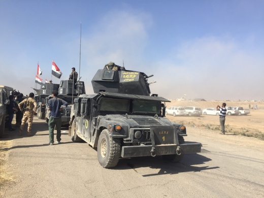 Report from Mosul: How the Epic Battle for the ISIS Stronghold Will End