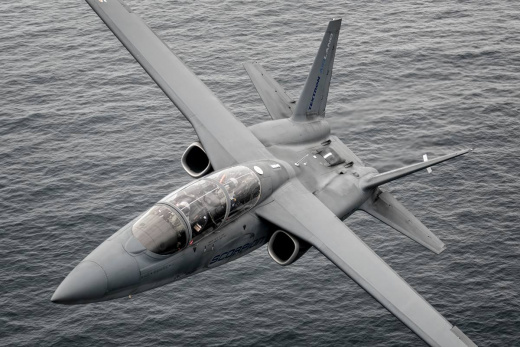 The U.S. Air Force's OA-X: An Opportunity For Textron's Scorpion Jet