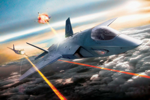 Why America's Military Lusts over Laser Weapons (And May Never Get Them)