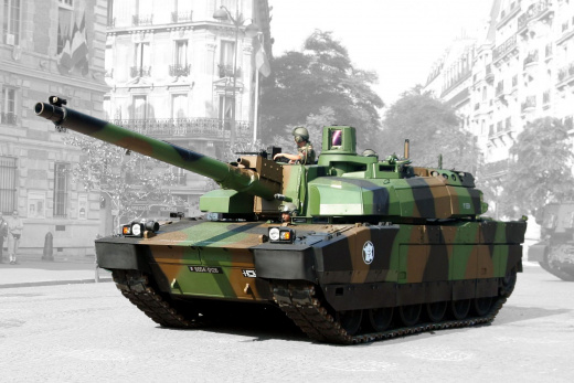 France's Leclerc Tank: The Best in the World?