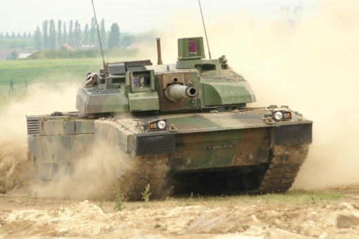 France's Leclerc Super-Tank: Better than American or Russian Armor?