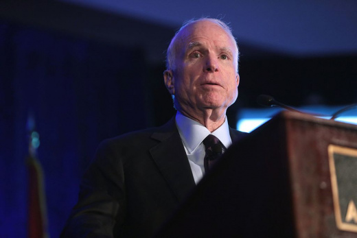 Is McCain Beyond His Prime?