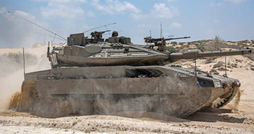 U.S. Army Tanks Will Soon Have 'Shields' To Stop Enemy Missiles