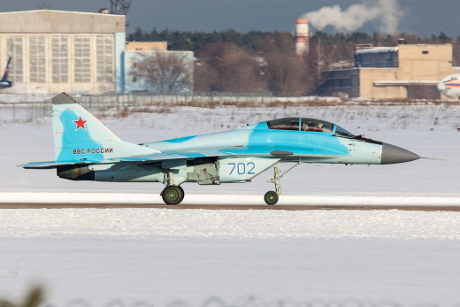Russia's Next Super Weapon: The MiG-35 Fighter Armed with Killer Lasers?
