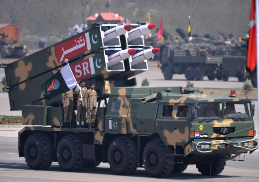 How Pakistan Is Planning to Fight a Nuclear War