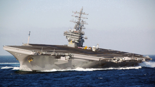 Why China Fears (And Plans to Sink) America's Aircraft Carriers