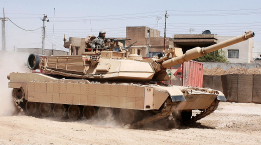 How America's M1 Abrams Tanks Will Defeat One of Its Greatest Foes