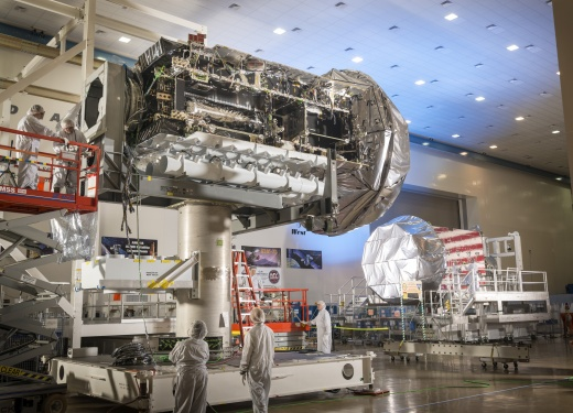 Lockheed Martin Re-Ups MUOS Satellite Network Contract