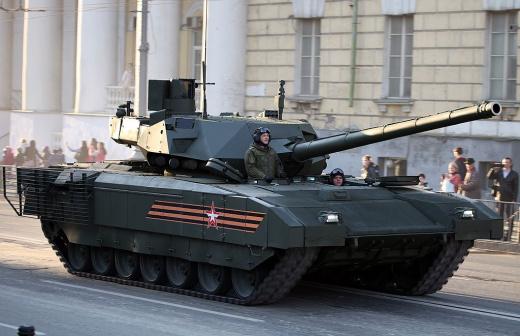 Russia is Bringing Back Its World War II 'Shock Armies'