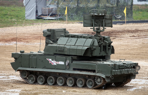 Russia Is Deploying Special Anti-Aircraft Missiles to the Arctic