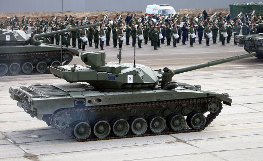Russia Could Defeat the British Army 'In an Afternoon'