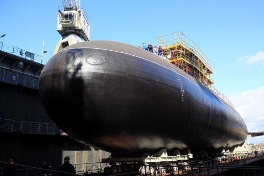 Russia's Next Submarines Will Be Small, Super Stealthy and Multirole?