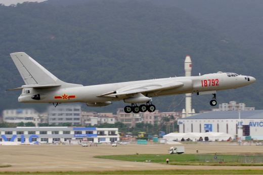 """Chinese Bombers """"On High Alert"""" For Possible """"North Korea Contingency"""""""