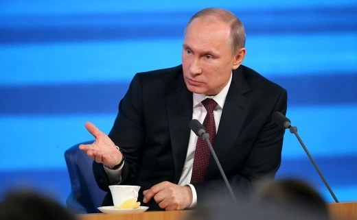 Deal with Russia, But Don't Be Too Eager