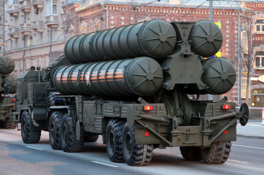 S-500: Is this Russia's Plan to Make Stealth Obsolete?