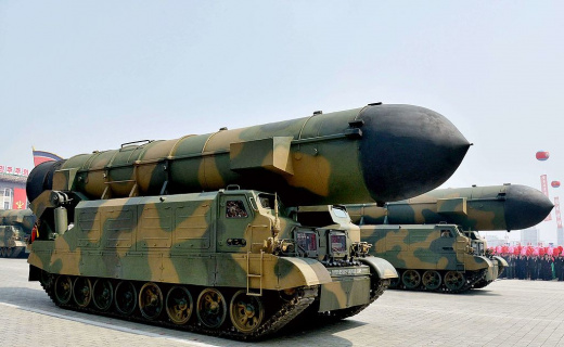 America's Missile Defenses Against North Korea Have a Big Problem (They Only Work Half the Time)