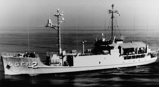 In 1968, North Korea Captured and Tortured 81 U.S. Sailors (They Kept The Ship as a Trophy)