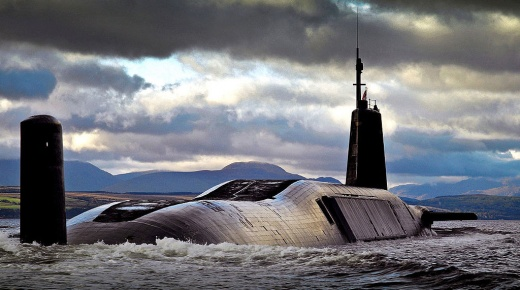 In 2009, Two Nuclear Submarines Collided Under the Sea (And They Were Armed with Nuclear Weapons)