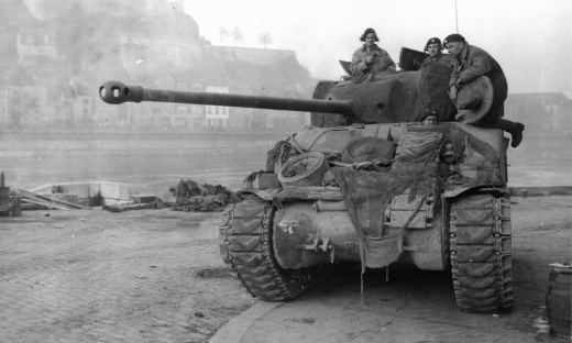 Fact: U.S. and Nazi Soldiers Fought as Allies Once During World War II