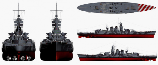 Italy's World War II Battleship Fleet: Super Weapon or Paper Tiger?