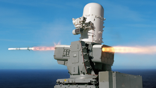 Get Ready, Russia and China: Anti-Ship Missile Target Destroyed by U.S. Navy SeaRam System