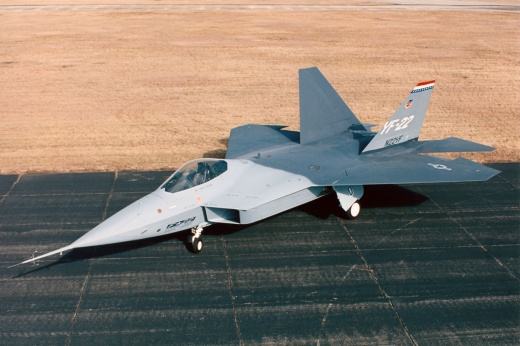 A Stealth Fighter Shootout: America's F-23 vs. the F-22 Raptor (Who Wins?)