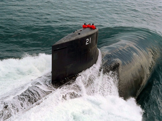 Why Russia and China Fear America's Seawolf-Class Submarines