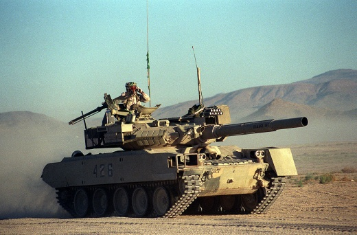 The Curious Case of the U.S. Army's M551 Sheridan Light Tank