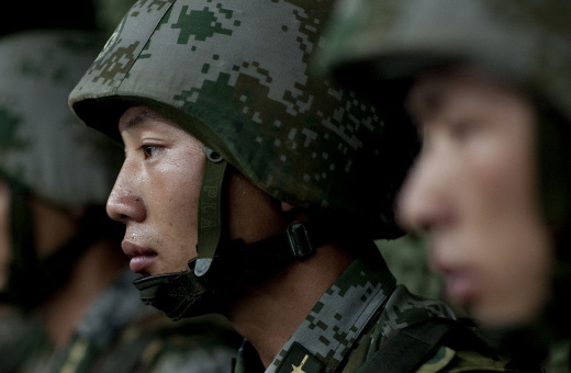 Why China Is Slashing the Size of Its Army