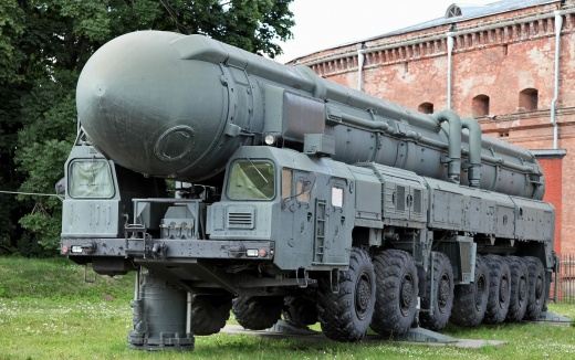 """Nuclear War Is No Longer """"Unthinkable"""" for Russia"""