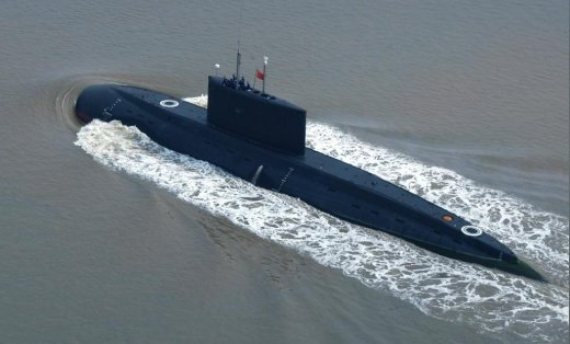 China Has Built the Biggest and Baddest Conventional Submarine in the World