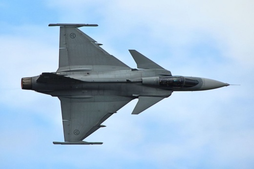 Why Is Sweden Destroying 96 Powerful Fighter Jets That Could Deter Russia?