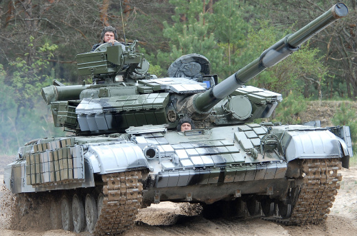 Russia's Crazy Cold War Plan to Steamroll NATO in a War (With Lots of Nuclear Weapons)