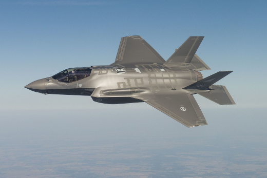 F-35 Joint Strike Fighter Soon to Be Armed with AIM-9X Missile and JDAM