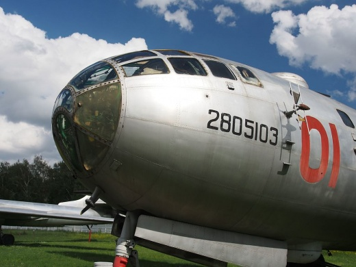 The Iconic B-29 Bomber: The Plane America (and Russia) Loved