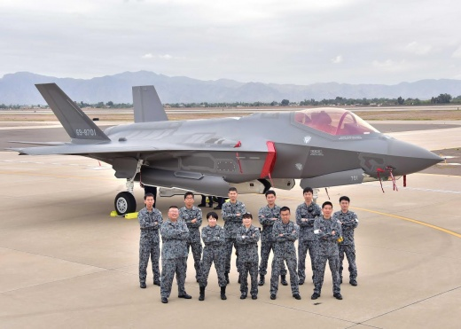 This Photo Has China's Military Scared Stiff (Japan Now Has the F-35)