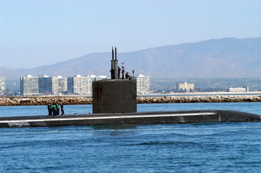 Almost 50 Years Ago, A U.S. Nuclear Sub Went On a Secret Mission to Spy on Russia's Navy (And Sank)