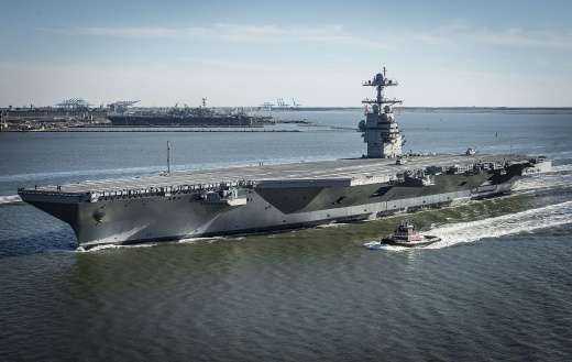 Did Russia and China Already Make America's New Aircraft Carrier Obsolete?