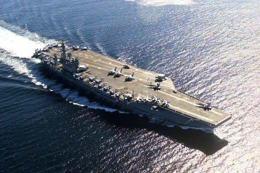 Why the U.S. Navy Needs to Study Battleships to Save the Aircraft Carrier