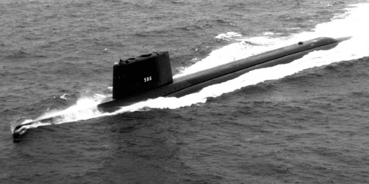 This US Navy Super Submarine Made History Thanks to A Very Special Feature That Was Never Duplicated