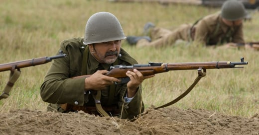The Mosin-Nagant: The Russian Sniper Rifle Nazi Germany Feared Most