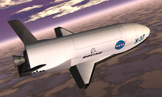 The X-37B: America's Amazing Space Plane (That Russia and China Fear)