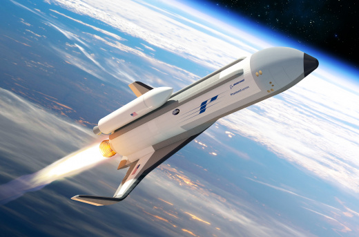 Phantom Express: The Super Spaceplane Boeing and DARPA Hope to Make a Reality