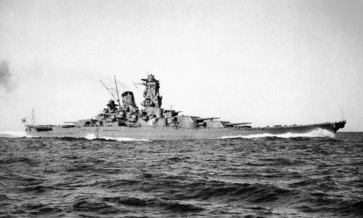 The Terrifying Tale of How the World's Biggest Battleship Ever Was Sunk