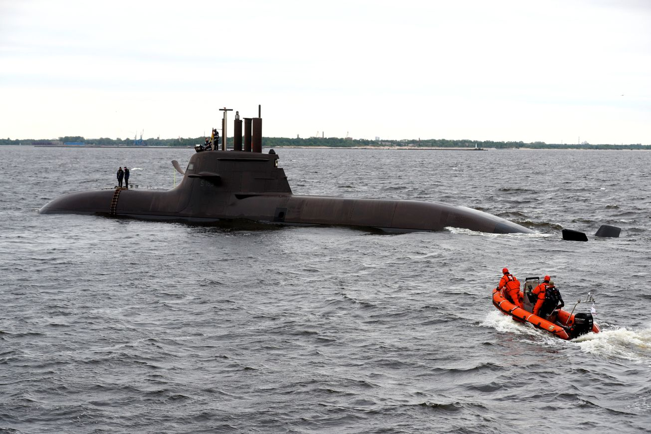 Check out Singapore's New German-Built Submarine | The National Interest