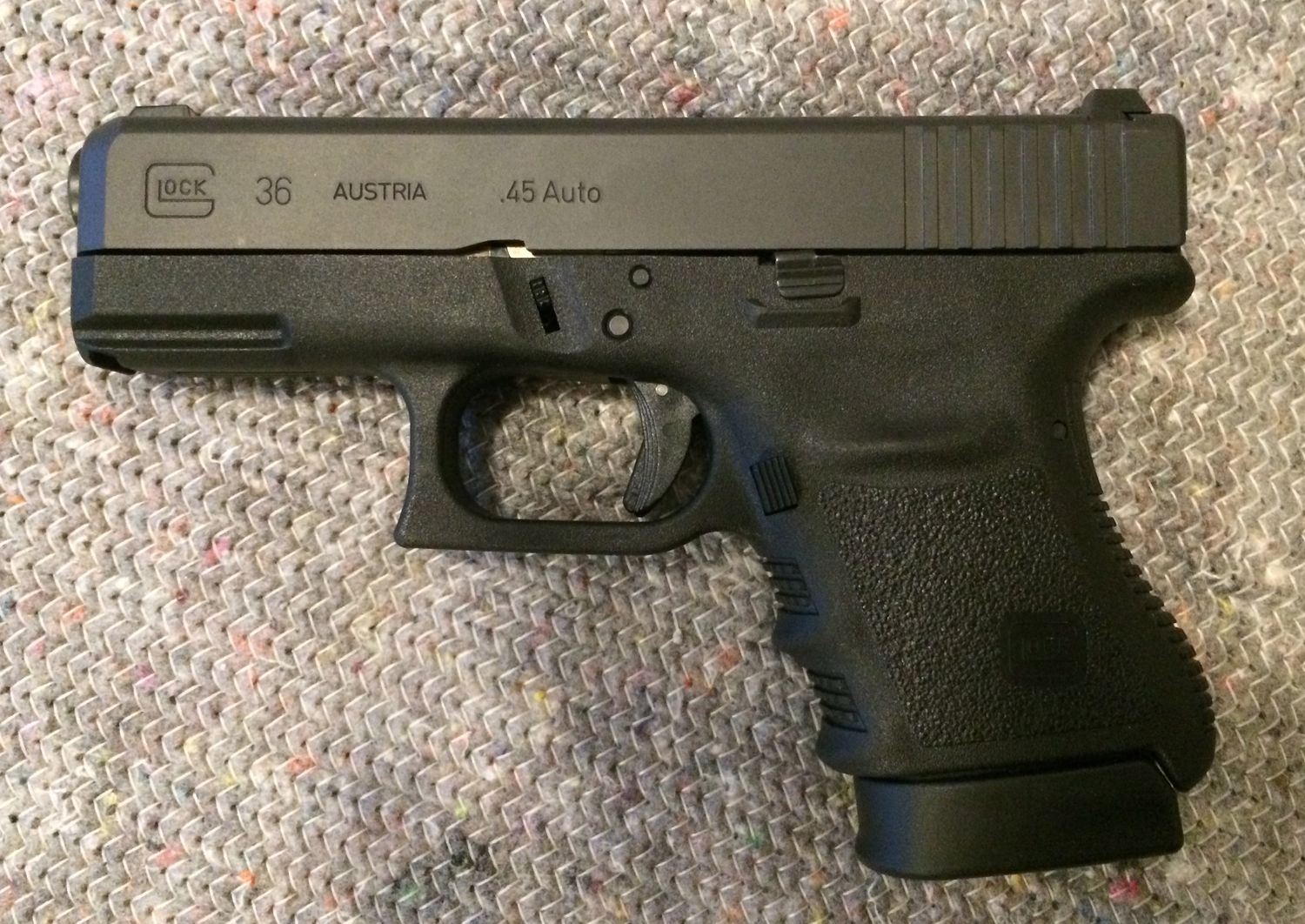 The Glock 36: A Really Big Gun in a Small Package | The