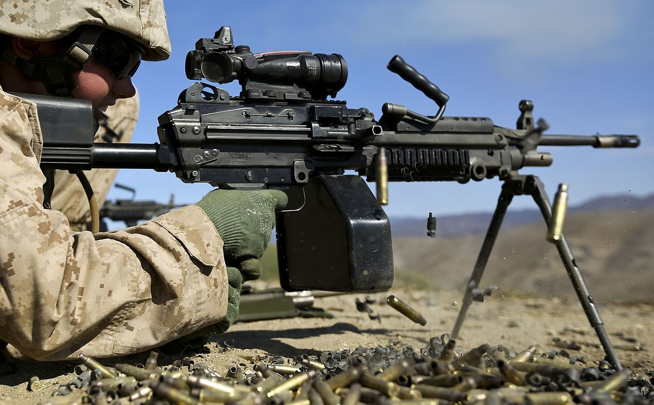 The Race Is on to Replace the Army's M249 Squad Automatic
