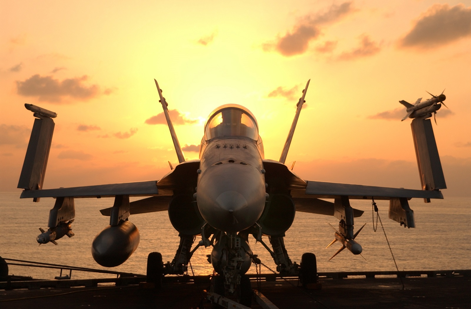 Coming to India's Aircraft Carriers: America's F/A-18 Super Hornet?
