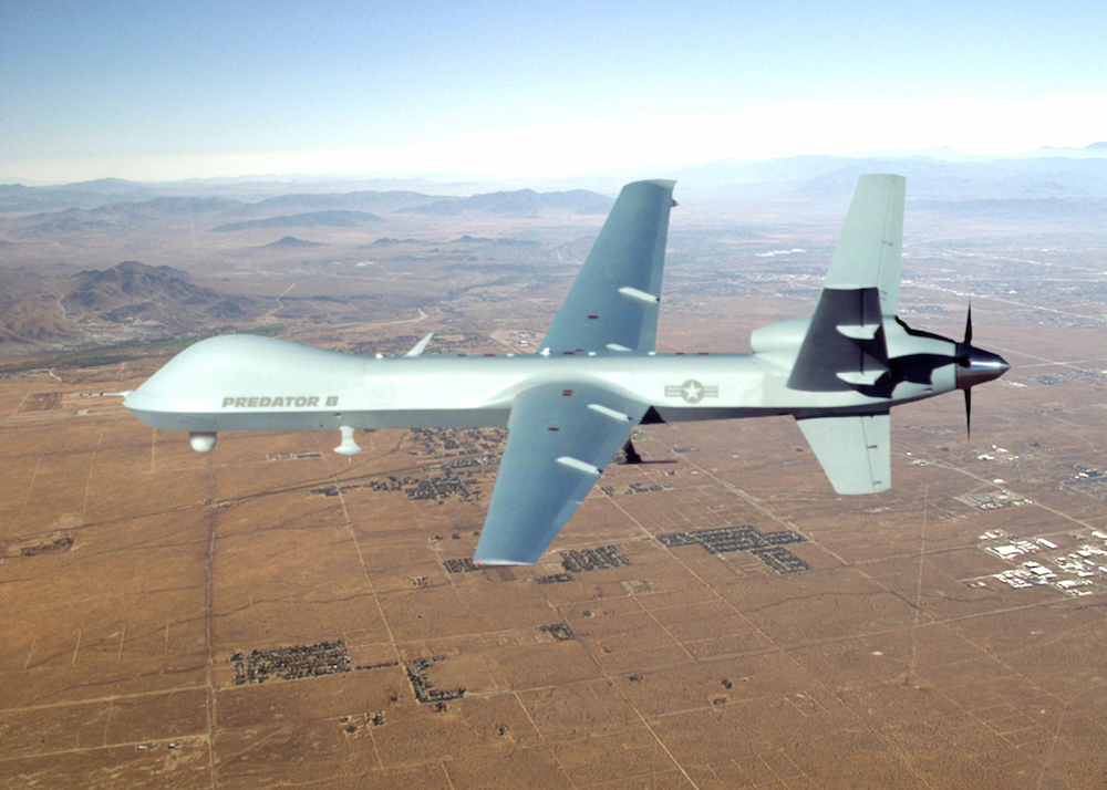 The MQ 9 Reaper Is Now Wielding These Deadly New Weapons