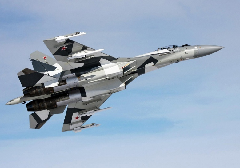 Russia's Best Military Aircraft: Not Armed with the Best Aircraft-Killer Missiles